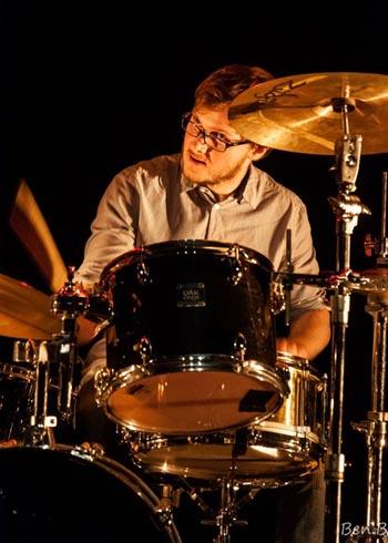 Gaylord Marie, professeur de batterie, guitare, ukulélé et éveil musical