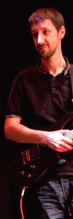 Antoine Plongeon, Professeur de Guitare