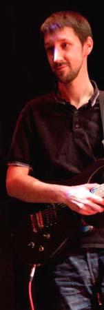 Antoine Plongeon, Professeur de Guitare