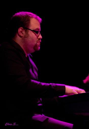 Frédéric Guérin, professeur de piano et claviers