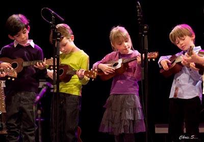 ukulele enfants