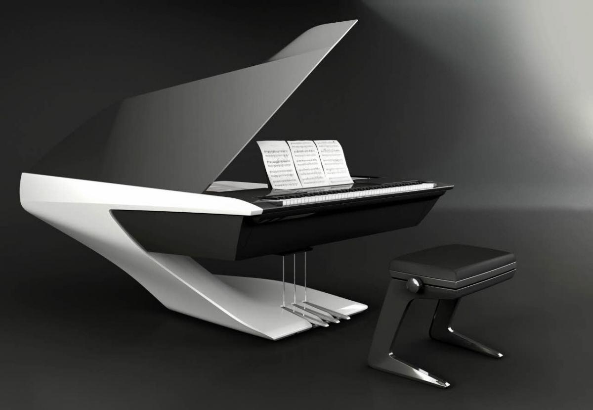 Piano Pleyel-Peugeot Design Lab