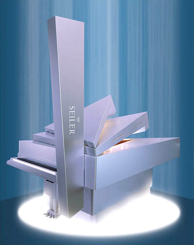 Piano Seiler Design #2