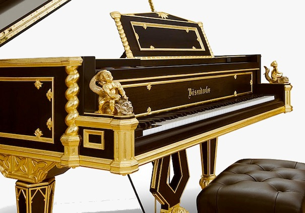 Piano de concert Empereur de Bösendorfer
