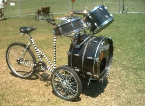 Batterie tricycle