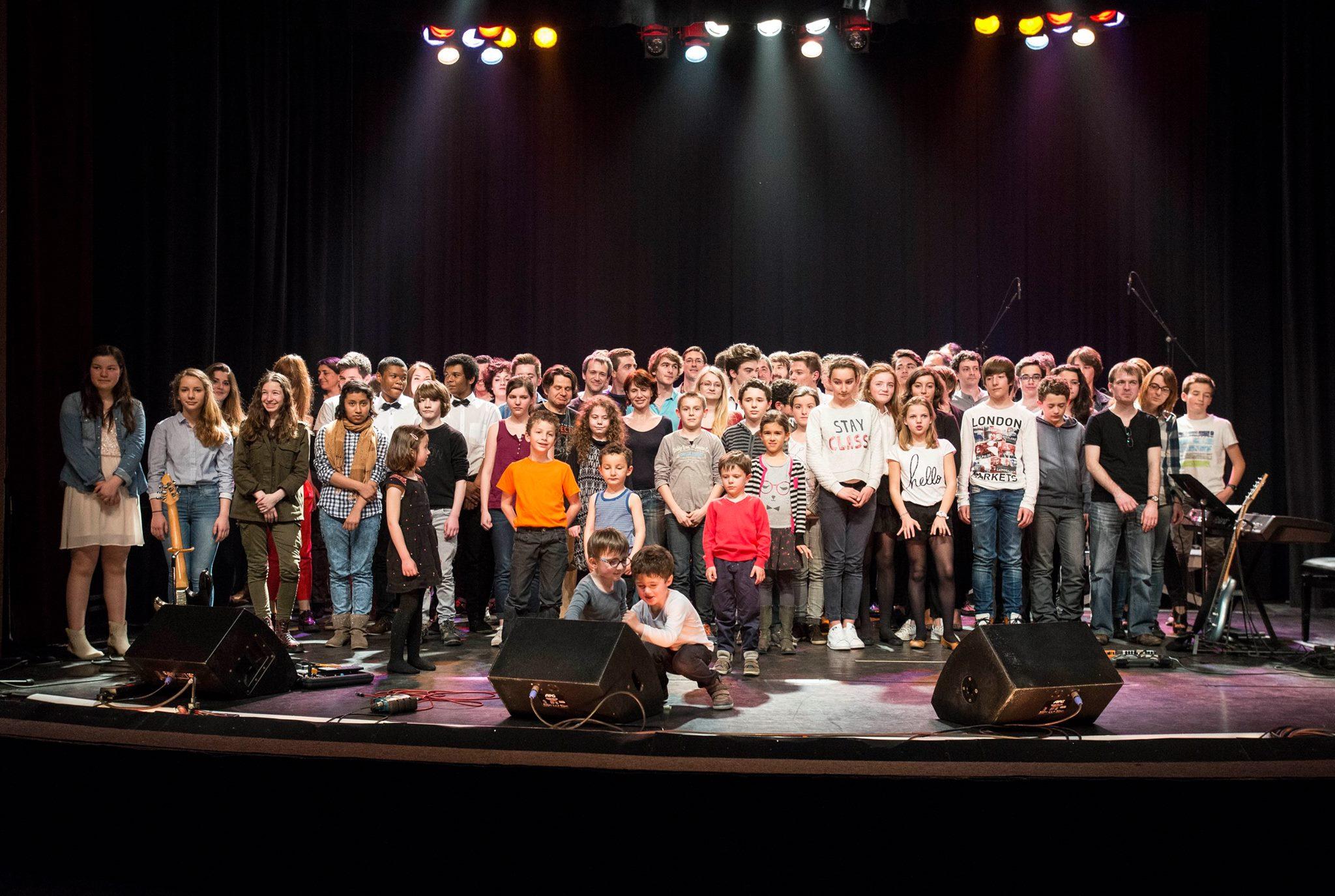 concert annuel 2015